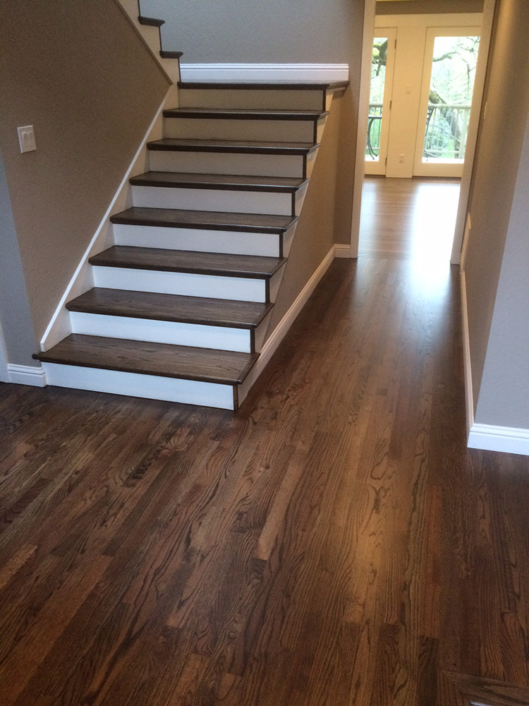Gallery avi s hardwood floors inc for Wood floor refinishing